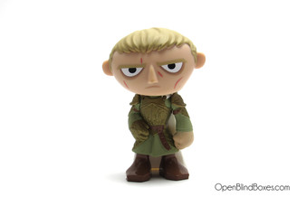 Jamie Lannister Game Of Thrones Mystery Minis Series 2 Front