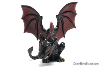 Metallic Drogon Game Of Thrones Series 2 Mystery Minis Front