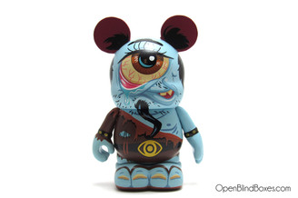 Cyclops Myths and Legends Vinylmation Disney Front