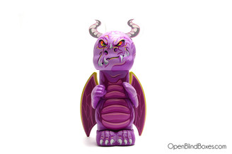 Dragon Myths And Legends Disney Vinylmation Front