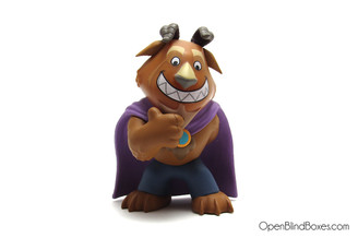 Smiling Beast Funko Mystery Minis Disney 2 Front