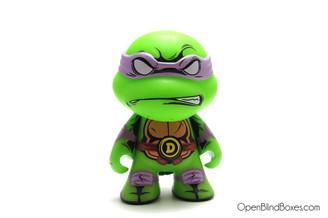 Donatello TMNT Kidrobot Series 2 Front