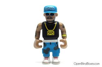 Swizz Peecol Eboy Kidrobot Front