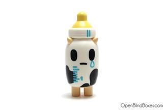 Bibekun Baby Bottle Moofia Series 2 Tokidoki Front