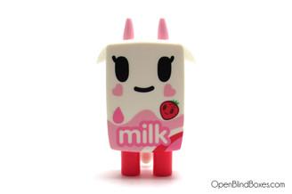 Strawberry Milk Moofia Series 2 Tokidoki Front