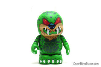 Chupacabra Myths And Legends Disney Vinylmation Front