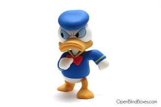 Angry Donald Duck Funko Disney Mystery Minis 2 SDCC Front
