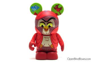 Owl Sleeping Beauty Vinylmation Disney Front