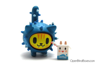 Bruttino Jr. Cactus Kitties Tokidoki Front