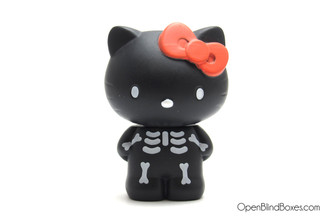 Hello Kitty Skeleton Funko Front