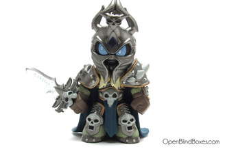 Arthas Funko Heroes Of The Storm Mystery Minis Front