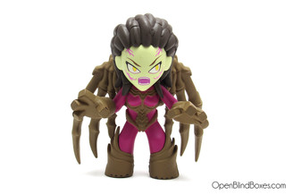 Kerrigan Funko Heroes Of The Storm Mystery Minis Front