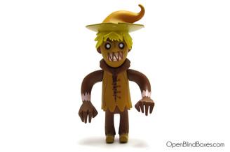 Sammy Scarecrow Cucos by Po!