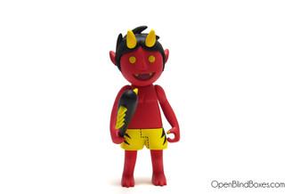 Oniyoji Cucos By Po! Kidrobot Front