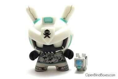 Armd + Dangerous DTA Dunny Quiccs Kidrobot Front