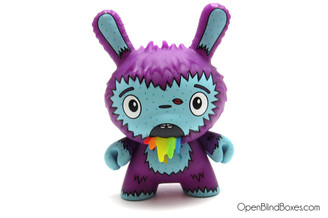 The Bots Lovesick DTA Dunny Kidrobot Front