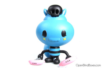 Tado Ziggy Cannibal Funfair! Kidrobot Front