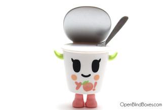 Peach Yo! Moofia Series 2 Tokidoki Front