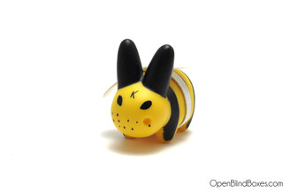 Bumblebee Mini Smorkin Labbit Series 3 Frank Kozik Front