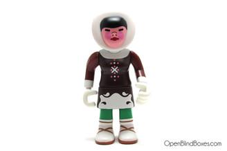 Akkiloki Peecol Eboy Kidrobot Front