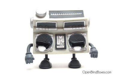 Boomer Studio Version Bent World Beats Mad Kidrobot Front