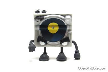 Mr. Spins Tour Version Bent World Beats Mad Kidrobot Front