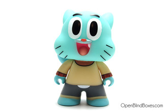 Gumball Titans Cartoon Network Collection Front