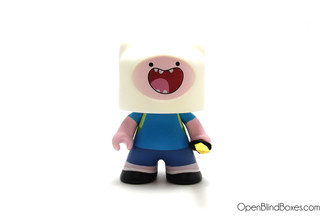 Finn Adventure Time Titans Cartoon network Collection Front