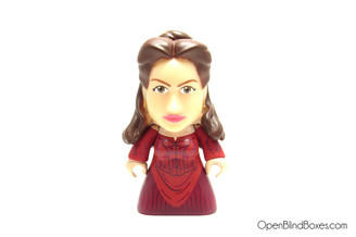 Clara Red Doctor Who Good Man Collection Titans Front