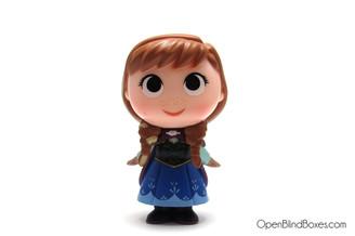 Anna Frozen Disney Princess Mystery Minis Funko Front