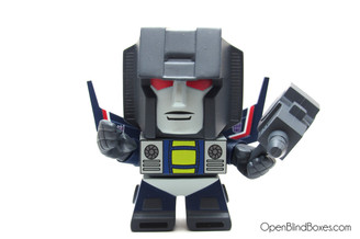 Thundercracker Transformers Series 1 Loyal Subjects Front