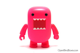 Neon Pink Domo Qee Toy2R Front