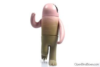 Otto Critter Splitter Jesse Ledoux Kidrobot Front