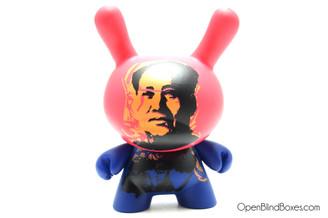 Mao Andy Warhol Dunny 2 Kidrobot Front