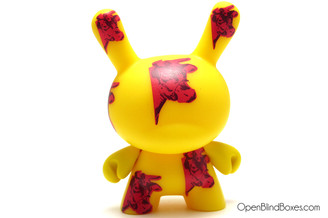 Cow Dunny Andy Warhol 2 Kidrobot Front
