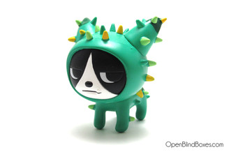 Nero Cactus Pets Tokidoki Front