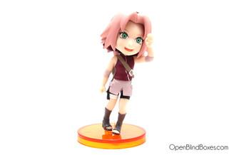 Sakura Naruto Shippuden WCF Vol. 1 Banpresto Front