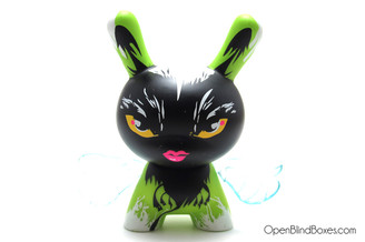 Attaboy The Drone Dunny 2012 Series Kidrobot Front
