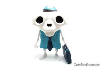 Karoshi San Blue Collar Andrew Bell Front
