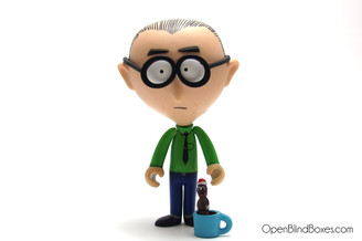 Mr. Mackey South Park Kidrobot Front