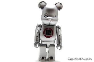 Ironbear Be@rbrick ToyCon Series 1 Medicom Front