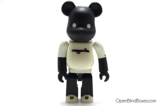 Crazysmiles Be@rbrick Michael Lau ToyCon Series 1 Front