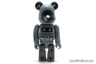 Jason Siu Be@rbrick ToyCon Series 1 Front
