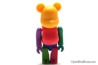 Rainbow A Be@rbrick Eric So Medicom ToyCon Series 1 Front