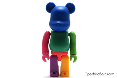 Rainbow B Be@rbrick Eric So Medicom ToyCon Series 1 Front