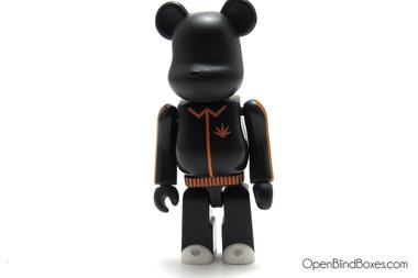 Lazy Mutha Fucka Black Prodip Be@rbrick ToyCon Series 2 Medicom Front