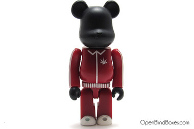 Lazy Mutha Fucka Red Prodip Be@rbrick ToyCon Series 2 Medicom Front