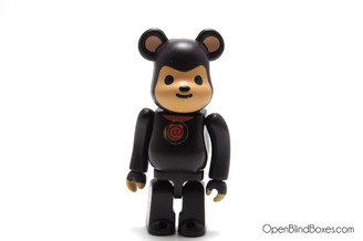 Cute Be@rbrick Series 5 Medicom Front