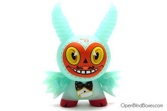 #6 Diablo Glow Dunny Brandt Peters The 13 Kidrobot Front