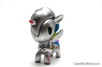 Vandalo Unicorno Metallico Series 2 Tokidoki Front